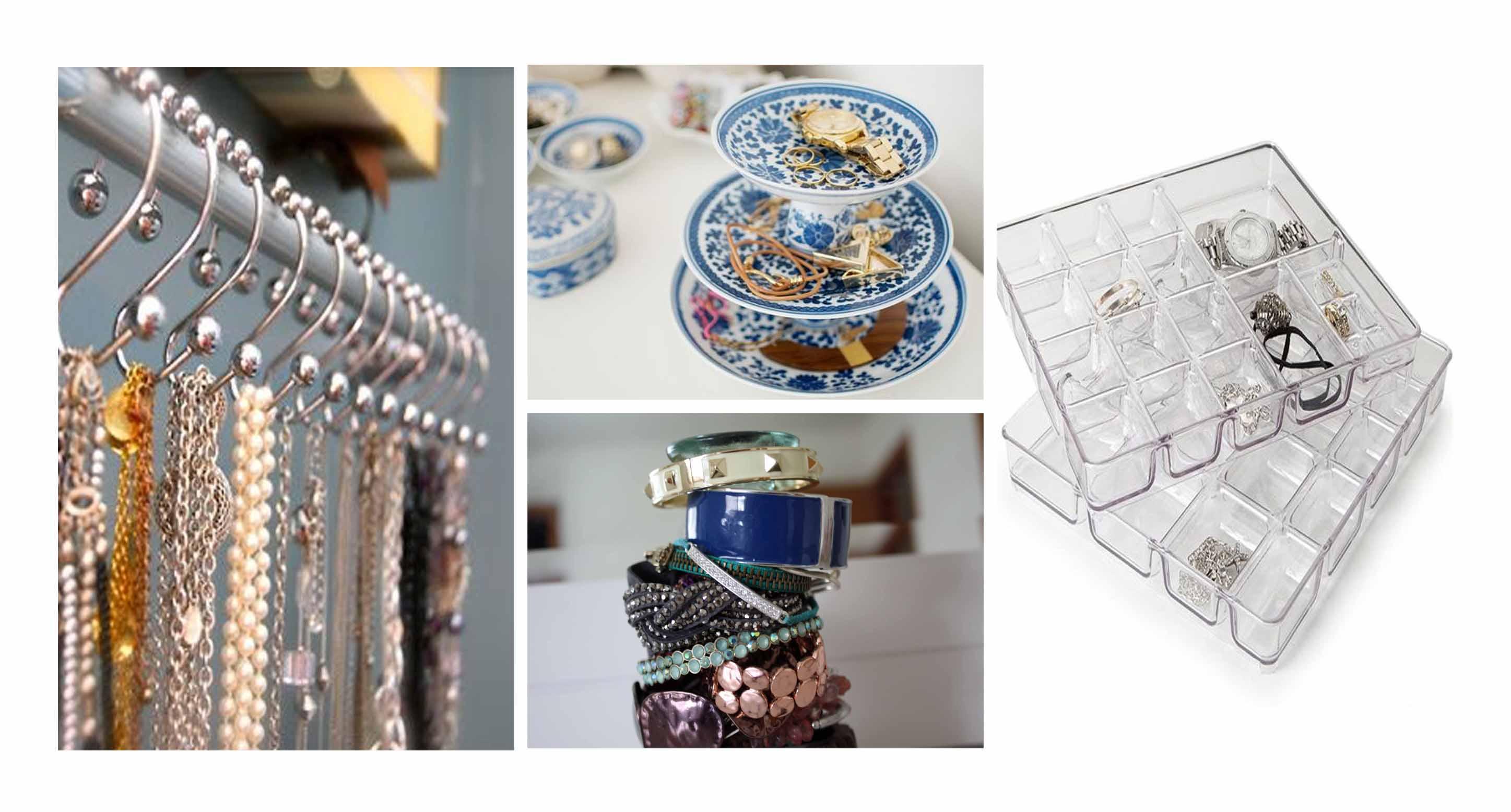 Organise Jewellery